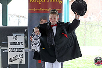 world's greatest magician joseph young