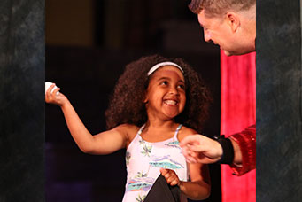 kids magic show with joseph young