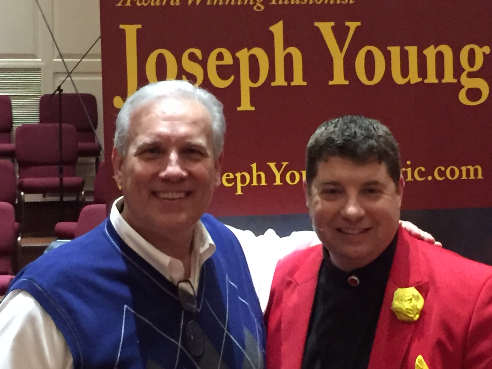 joseph young with john greene